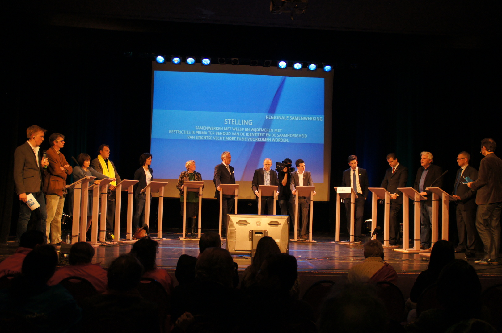 Politiek Debat RTV Stichtsevecht – VAR Nieuwsblad