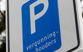 parkerenvergunningshouders