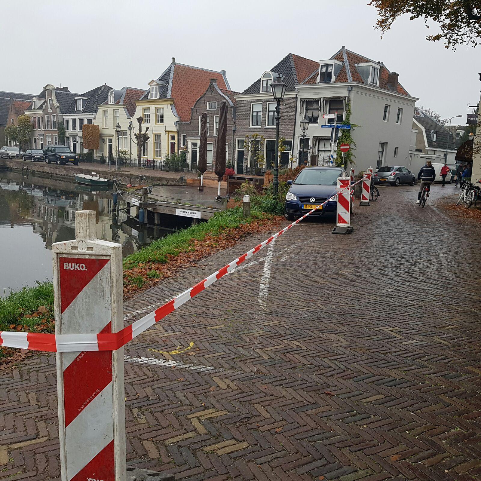 Update besluit parkeervergunningen en verkeersmaatregelen Langegracht e.o.