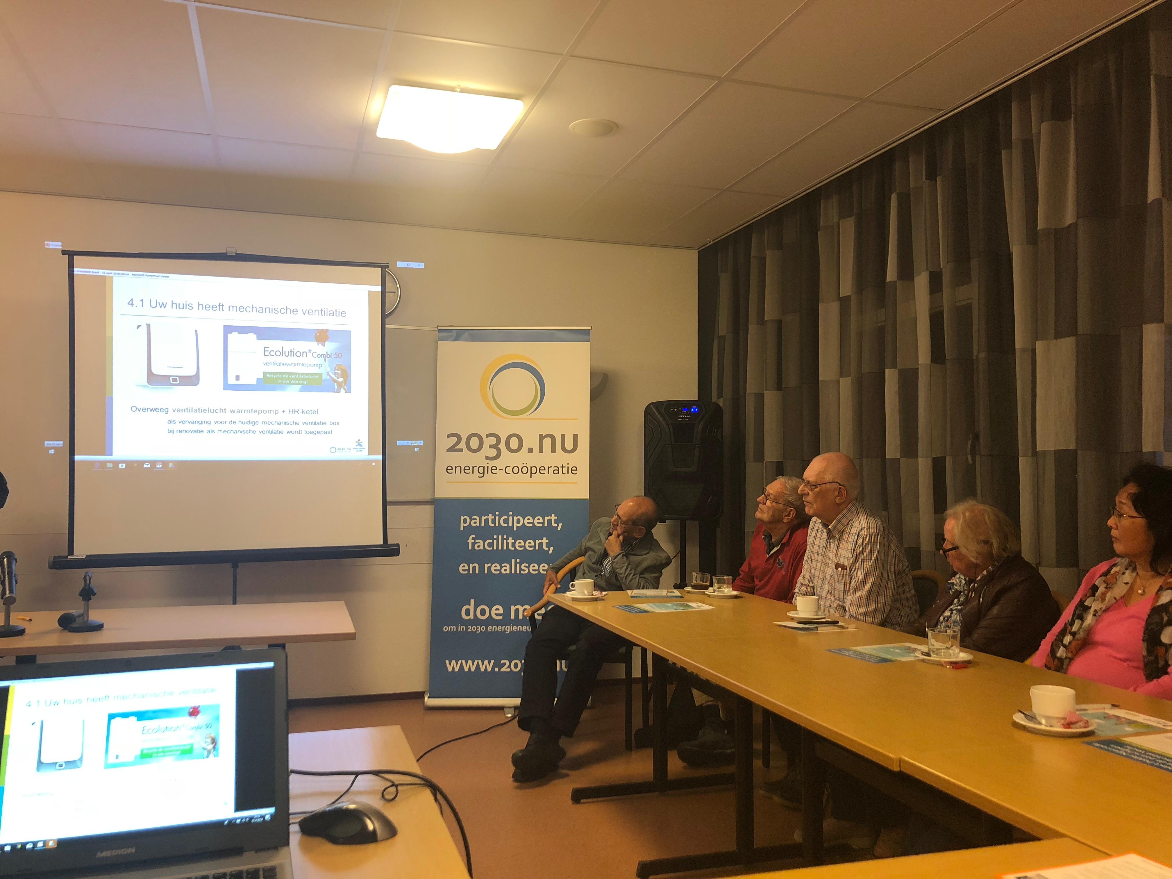 Vergadering Wijkcommissie Staatslieden- Zeeheldenbuurt