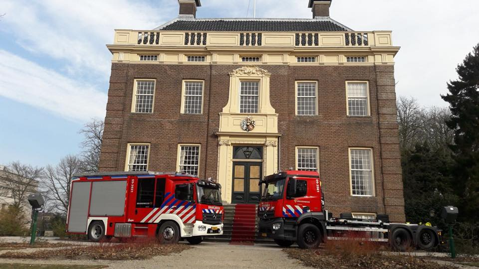 Dag brandweervrijwilliger (update)
